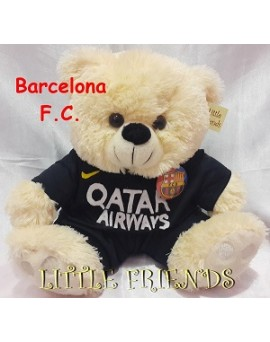 Boneka Jersey FC Barcelona 2014-2015 (Qatar Airways)